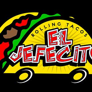 El Jefecito Taco Truck Logo