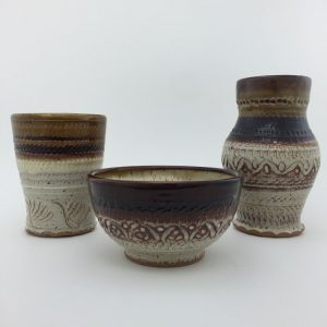 Cool design pottery