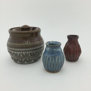 Little containers pottery