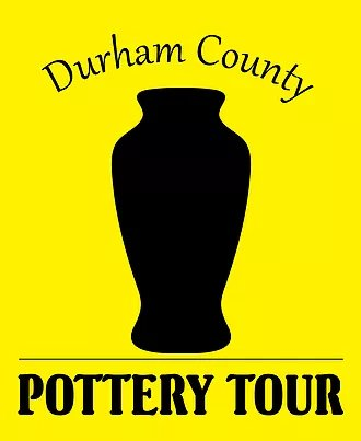 Durham County Pottery Tour Logo